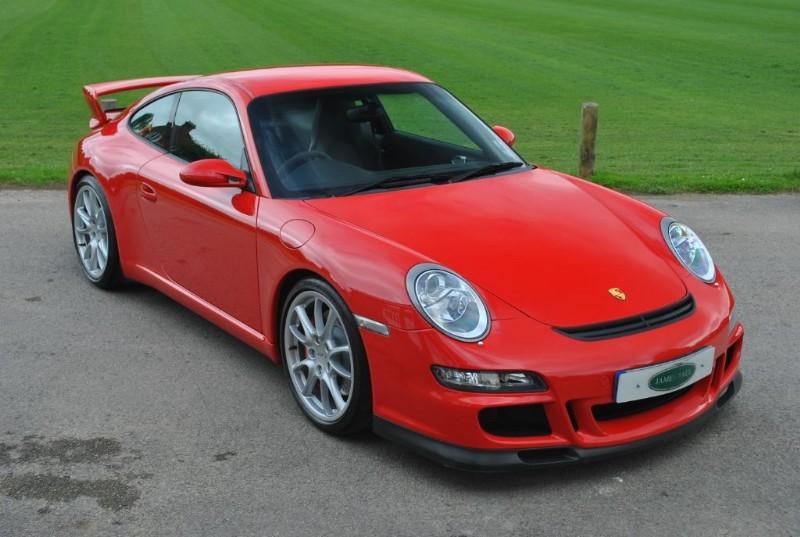 used Porsche 911 GT3 1 Owner - 12.000 Miles in west-sussex-surrey