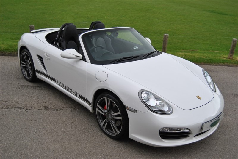used Porsche Boxster 3.4 S in west-sussex-surrey