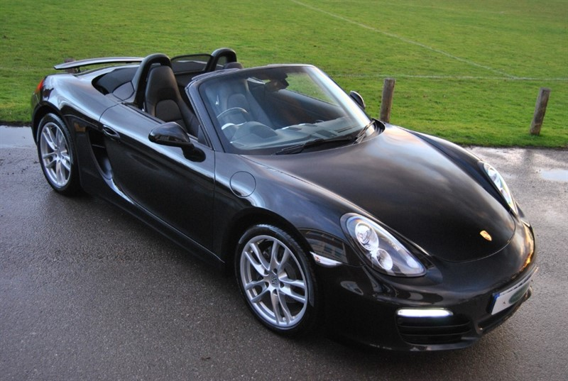 used Porsche Boxster 981 Roadster 2.7 in west-sussex-surrey