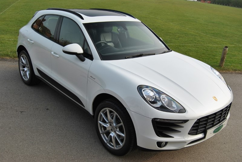 used Porsche Macan S PDK - Panoramic Roof - Bose in west-sussex-surrey