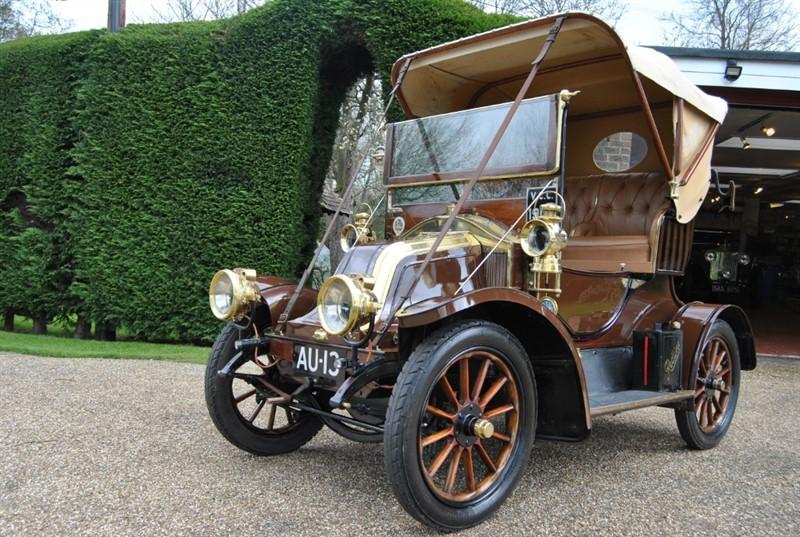 used Renault  1908 Renault AX 8HP in west-sussex-surrey
