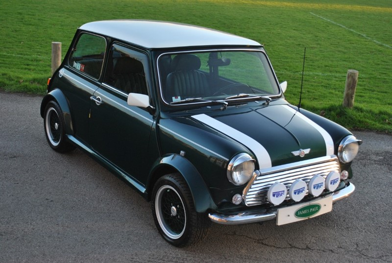 used Rover  Mini Cooper 1.3i - Left Hand Drive in west-sussex-surrey
