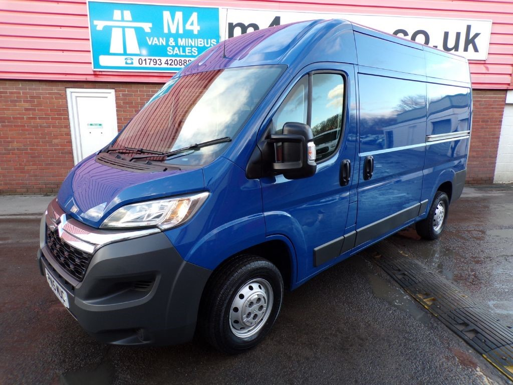 used blue citroen relay for sale wiltshire. Black Bedroom Furniture Sets. Home Design Ideas