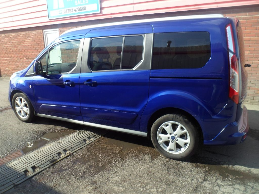 used blue ford transit connect for sale wiltshire. Black Bedroom Furniture Sets. Home Design Ideas