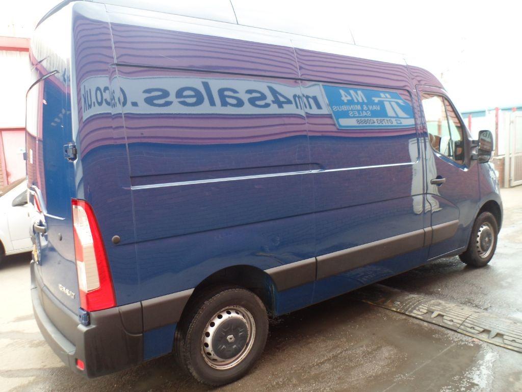 used blue renault master for sale wiltshire. Black Bedroom Furniture Sets. Home Design Ideas