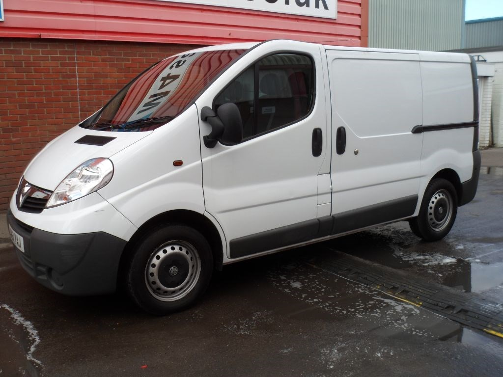 Usedvauxhall Vivaro 2900 Cdti Swb Van 90ps For Sale In Surrey