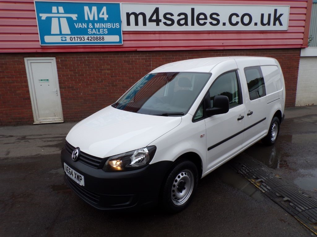 used white vw caddy maxi for sale wiltshire. Black Bedroom Furniture Sets. Home Design Ideas