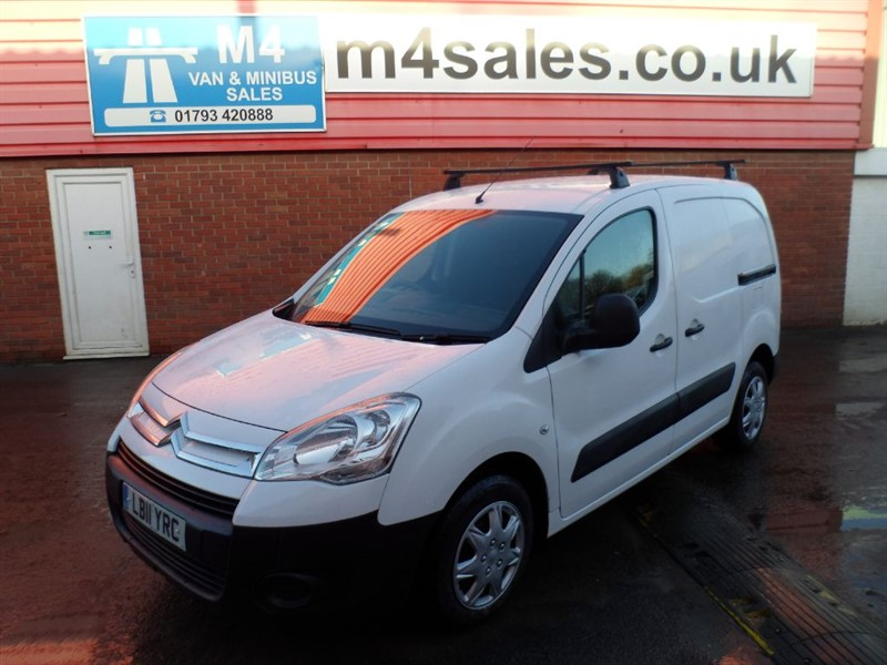 used Citroen Berlingo 625 LX L1 HDI 75PS *NO VAT* in wiltshire
