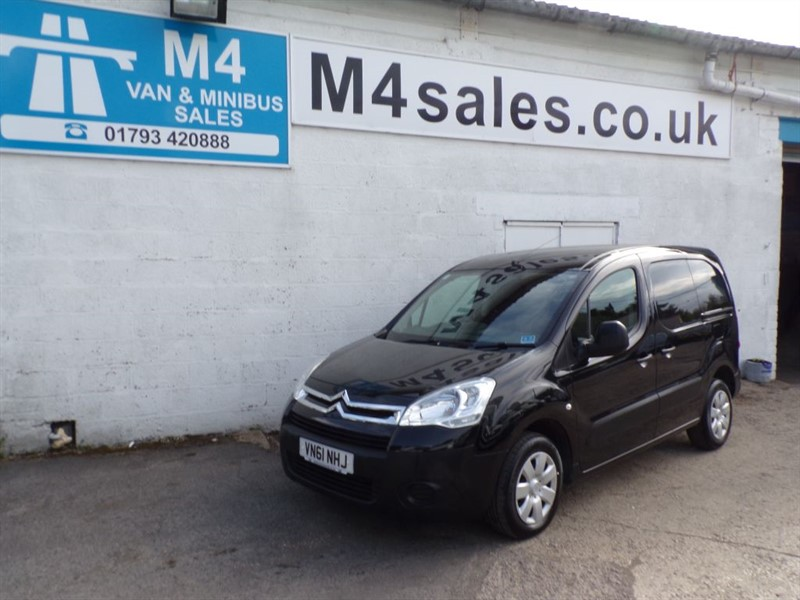 used Citroen Berlingo 850 ENTERPRISE L1 HDI in wiltshire