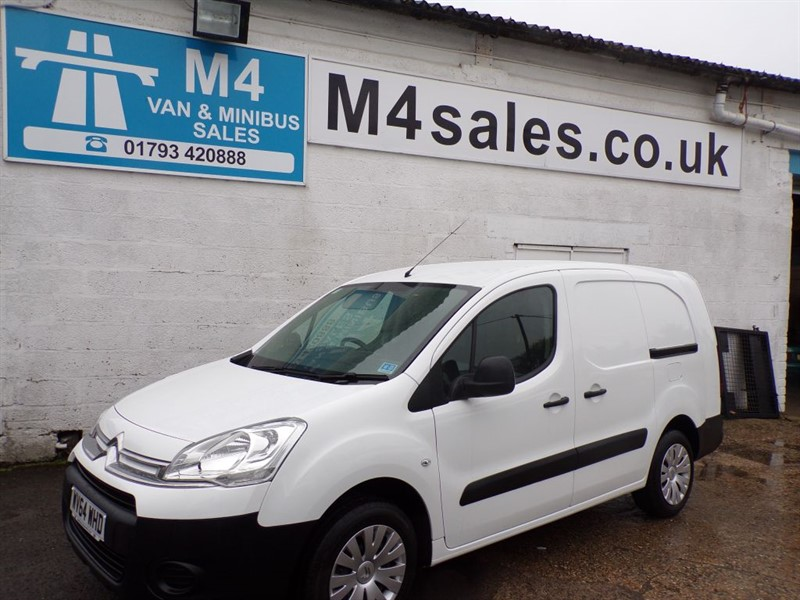 used Citroen Berlingo 750 LX L2 HDI in wiltshire