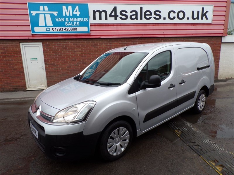 used Citroen Berlingo 750 LX L2 HDI 90PS in wiltshire