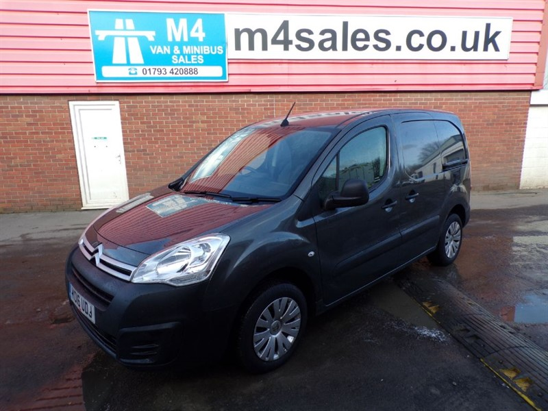used Citroen Berlingo 625 ENTERPRISE L1 HDI WITH A/C  in wiltshire