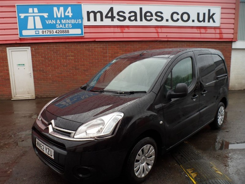 used Citroen Berlingo 625 ENTERPRISE L1 HDI A/C SAT NAV in wiltshire