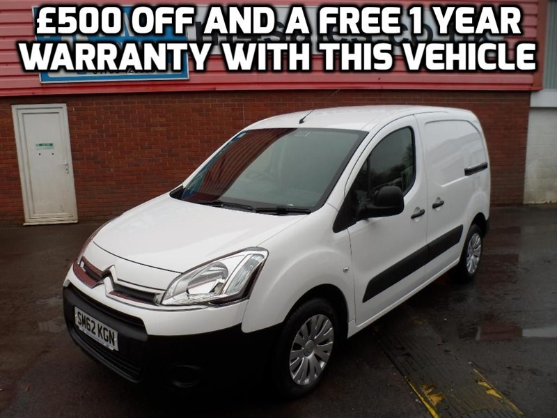 used Citroen Berlingo 1.6 HDI LX  in wiltshire
