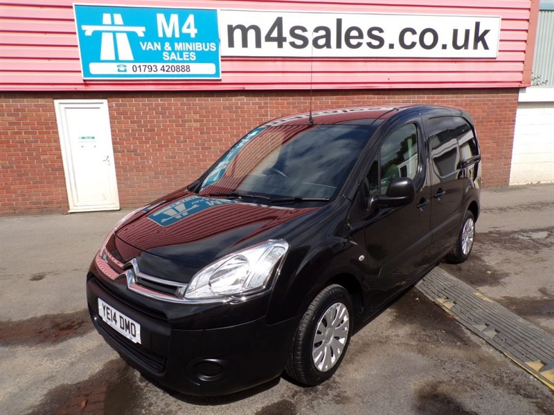 used Citroen Berlingo 625 ENTERPRISE L1 HDI SWB 75PS WITH A/C in wiltshire