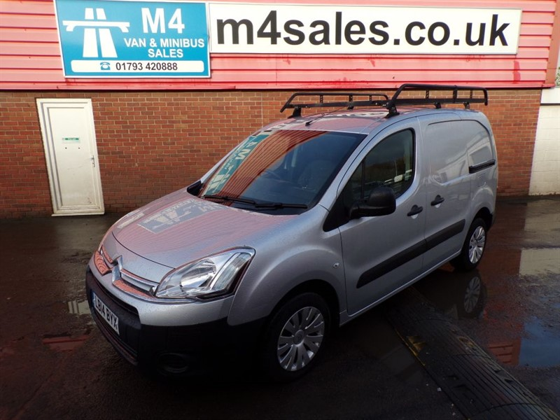 used Citroen Berlingo 625 ENTERPRISE L1 HDI A/C in wiltshire