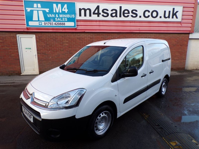 used Citroen Berlingo 625 LX L1 HDI SWB 90PS in wiltshire