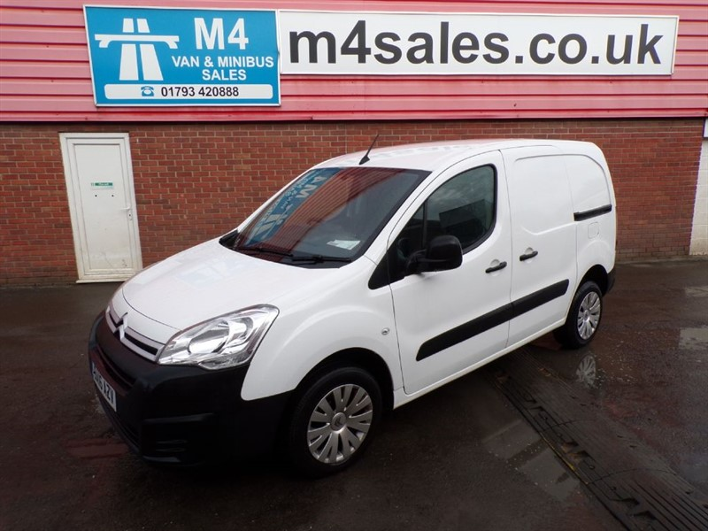used Citroen Berlingo 850 ENTERPRISE L1 HDI A/C in wiltshire