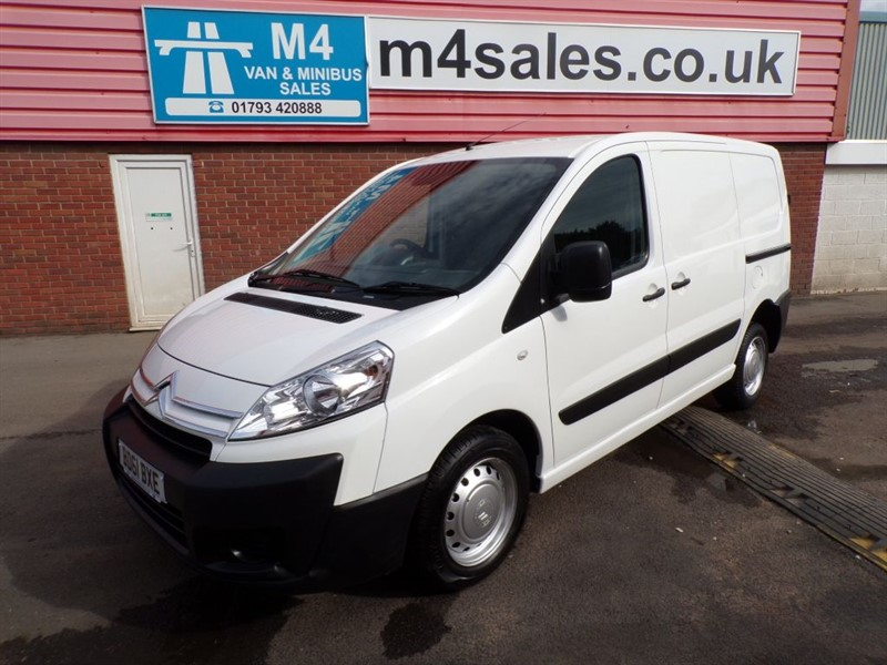 used Citroen Dispatch 1200 L1H1 HDI 90PS in wiltshire