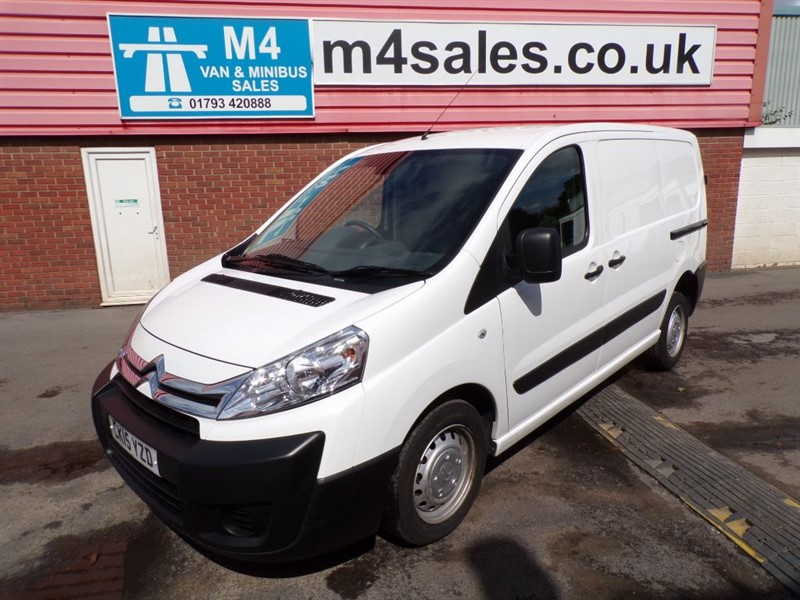 used Citroen Dispatch 1000 L1H1 ENTERPRISE HDI SWB  in wiltshire