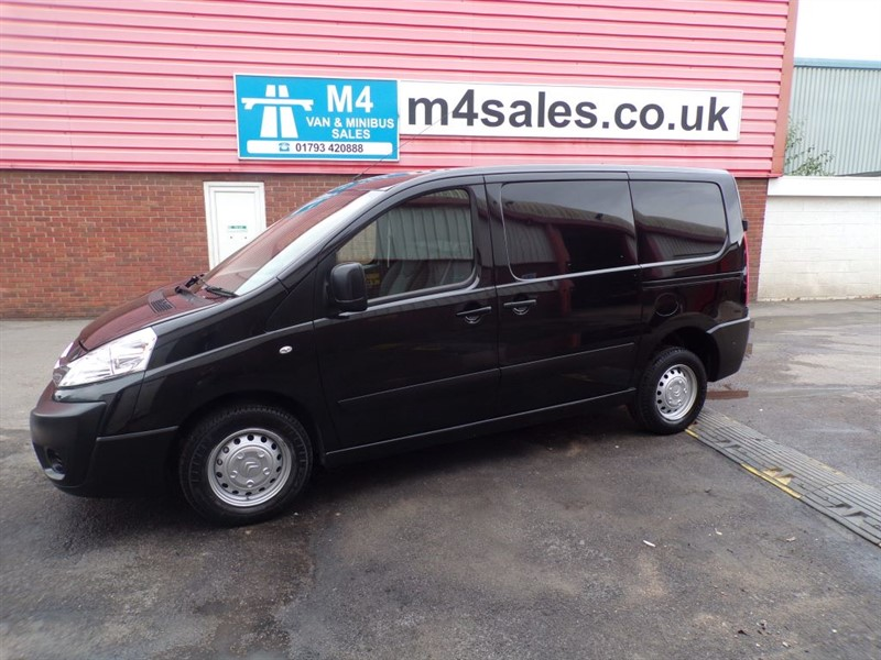 used Citroen Dispatch 1000 L1 H1 ENTERPRISE HDI WITH A/C 90PS *NO VAT* in wiltshire