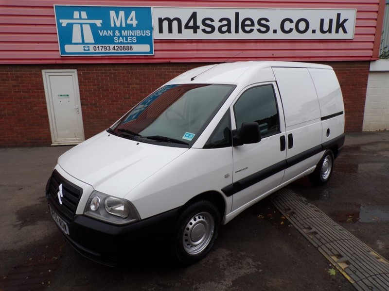 used Citroen Dispatch D 815 SWB * NO VAT * in wiltshire