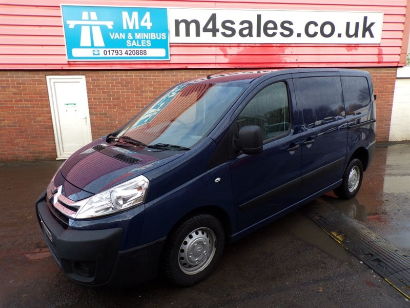 used Citroen Dispatch 1000 L1H1 ENTERPRISE HDI 90PS A/C in wiltshire