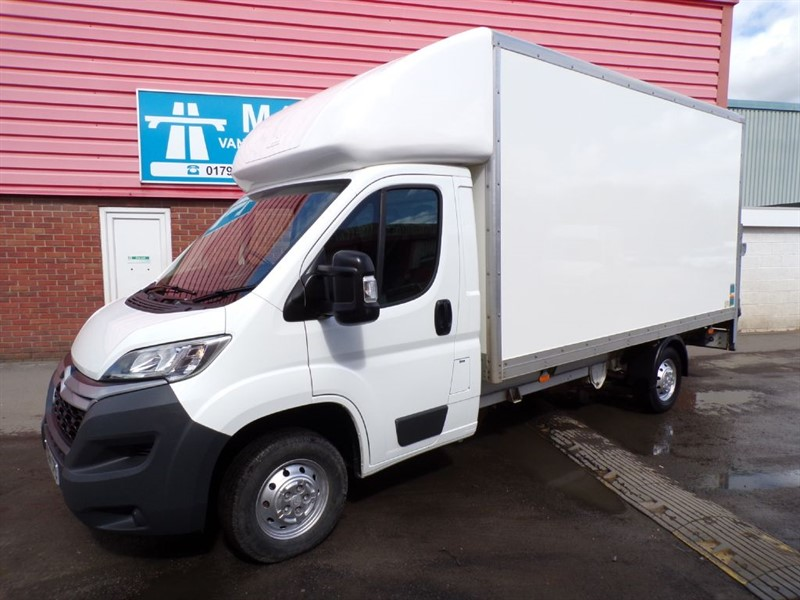 used Citroen Relay 35 LWB HDI 130PS WITH TAIL LIFT in wiltshire