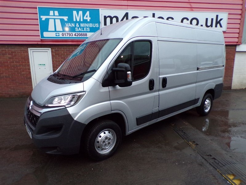 used Citroen Relay 35 L2H2 ENTERPRISE HDI A/C in wiltshire
