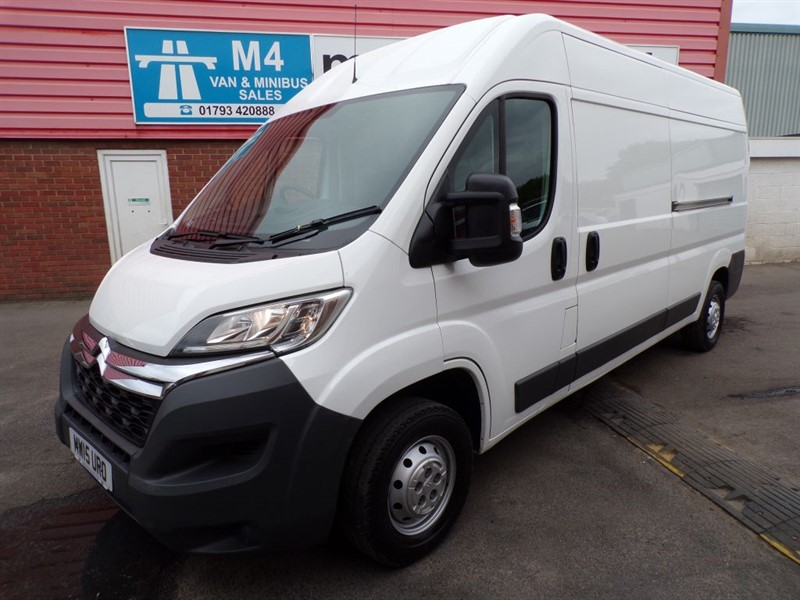 used Citroen Relay 35 L3H2 ENTERPRISE HDI L&H WITH A/C  in wiltshire