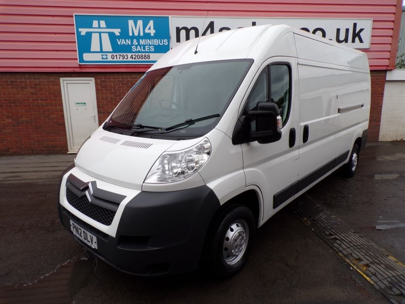 used Citroen Relay 35 L3H2 ENTERPRISE HDI A/C 130PS in wiltshire