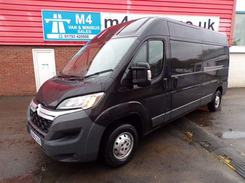 used Citroen Relay 35 L3 H2 ENTERPRISE HDI A/C in wiltshire