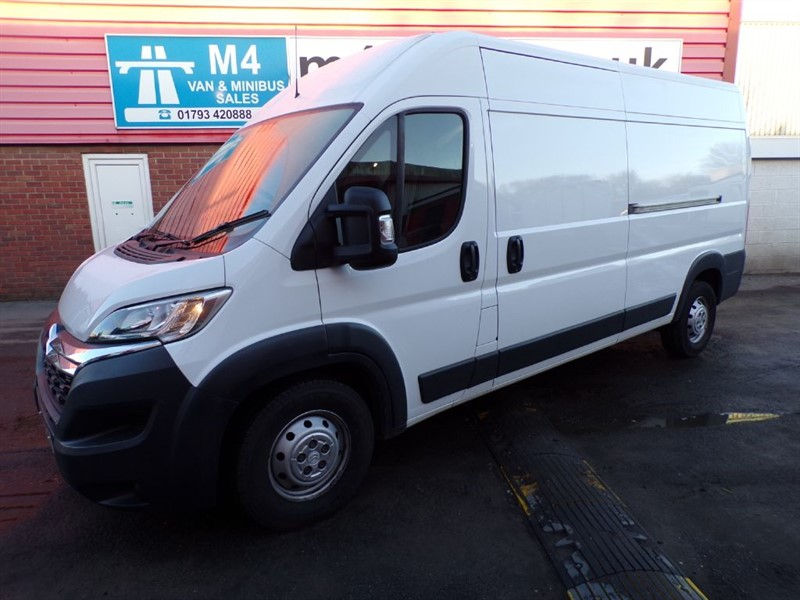 used Citroen Relay HEAVY L3 H2 ENTERPRISE HDI 130PS WITH A/C in wiltshire