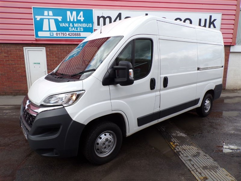 used Citroen Relay 35 L2 H3 ENTERPRISE HDI WITH A/C  in wiltshire