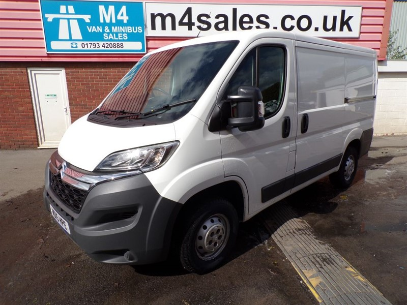 used Citroen Relay 30 L1 H1 ENTERPRISE HDI SWB WITH A/C in wiltshire