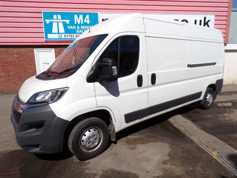 used Citroen Relay 35 L3H2 ENTERPRISE HDI in wiltshire