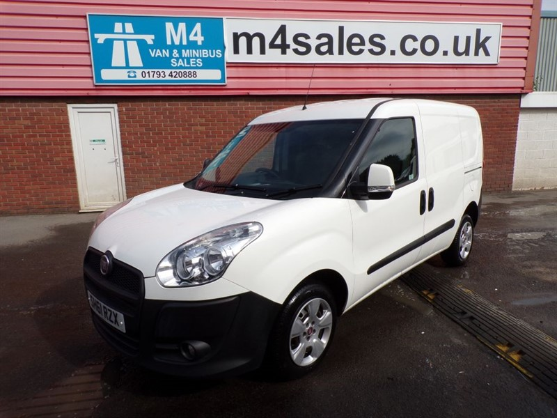 used Fiat Doblo CARGO 16V SX MULTIJET SWB 95PS in wiltshire