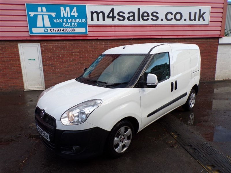 used Fiat Doblo CARGO 16V SX MULTIJET NO VAT in wiltshire