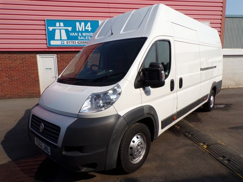 used Fiat Ducato 35 MAXI EHR XLWB MULTIJET 120PS  in wiltshire