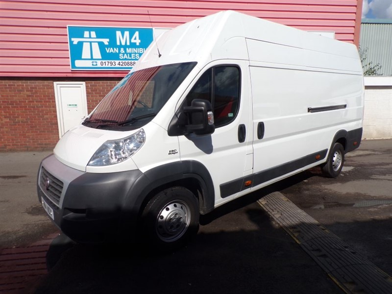 used Fiat Ducato 35 MAXI MULTIJET LWB  in wiltshire