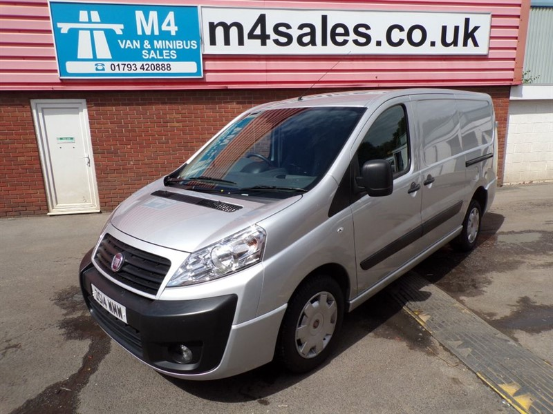 used Fiat Scudo COMFORT MULTIJET LWB 130PS in wiltshire