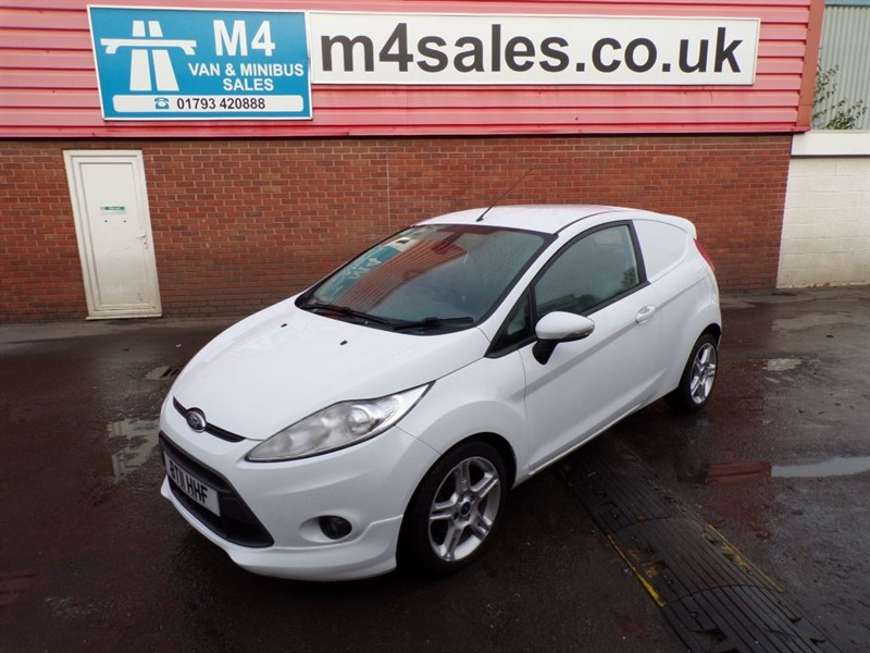 used Ford Fiesta SPORT TDCI A/C NO VAT in wiltshire
