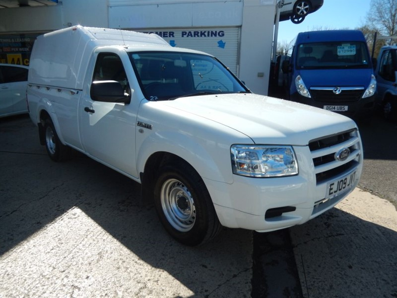 used Ford Ranger REGULAR CAB 4X2 in wiltshire