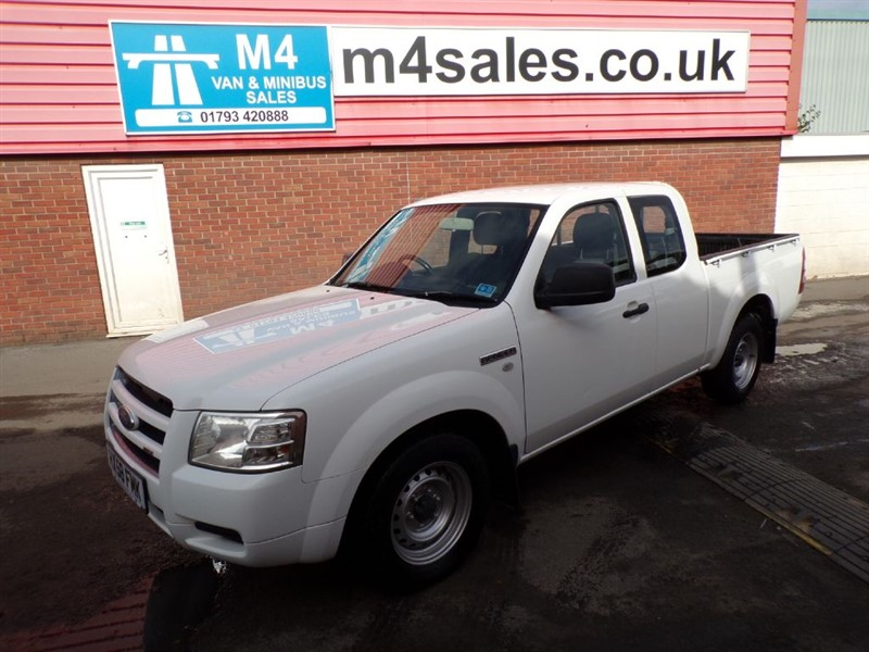 used Ford Ranger SUPER CAB 4X2  in wiltshire