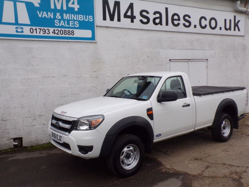 used Ford Ranger XL 4X4 S/C TDCI in wiltshire
