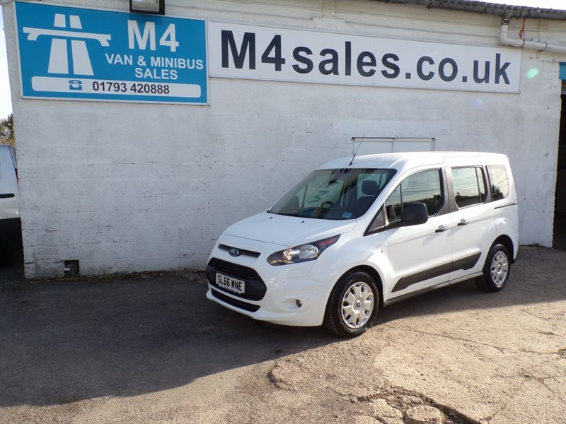 used Ford Tourneo Connect 1.5 tdci Zetec, NO VAT!!!! in wiltshire