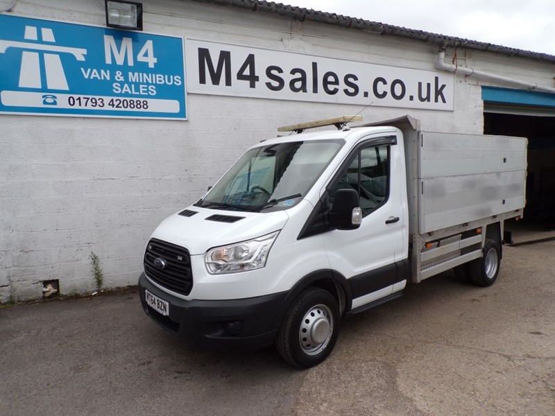 used Ford Transit 350 SRW in wiltshire