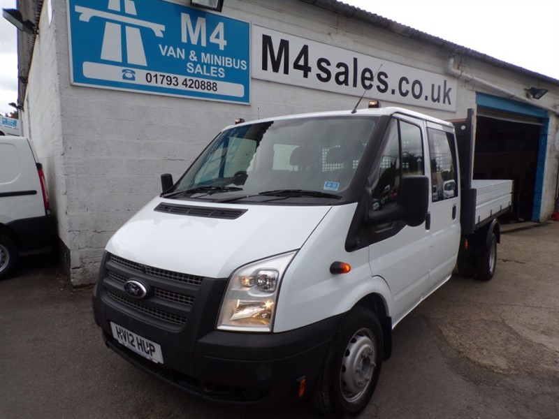 used Ford Transit 350 DRW in wiltshire