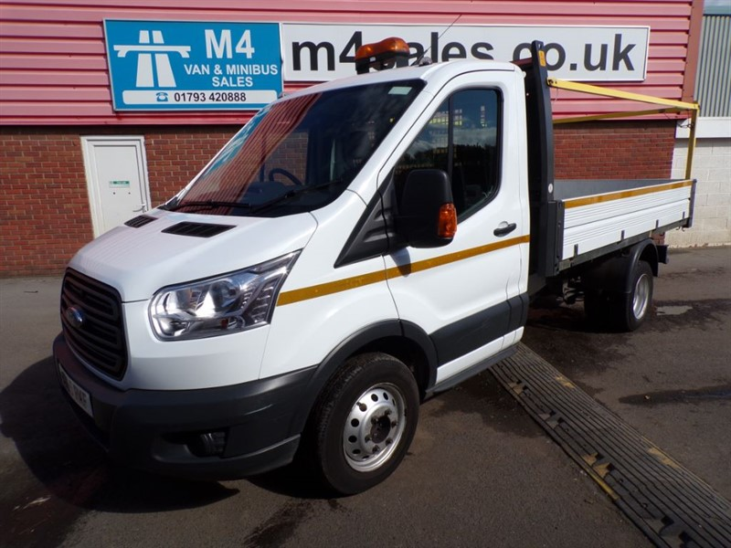 used Ford Transit 350 C/C DRW in wiltshire