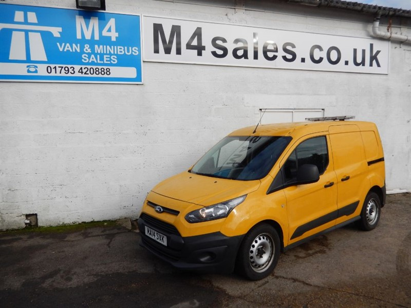 used Ford Transit Connect T200 L1H1 75PS, SLD. in wiltshire
